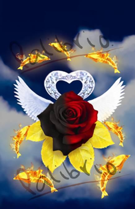 Amor Apasionado En Cenizas
